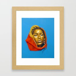 bey:Indian Framed Art Print