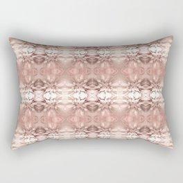 Wedding Bouquet Pattern Pastel Print #HomeDecor Rectangular Pillow