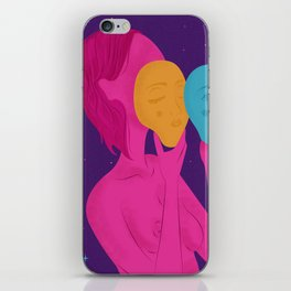 Trip for two iPhone Skin