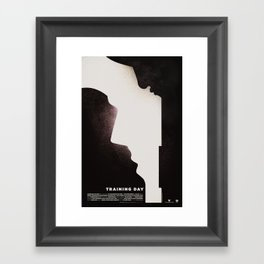 Training Day Framed Art Print