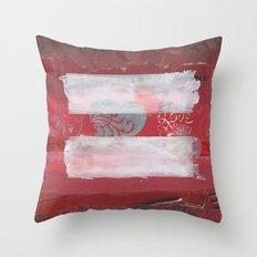 Forward Thinking People Throw Pillow