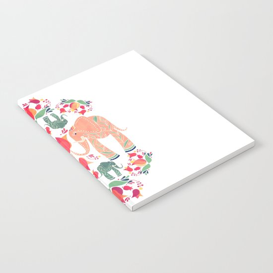 The Elephant Garden Notebook