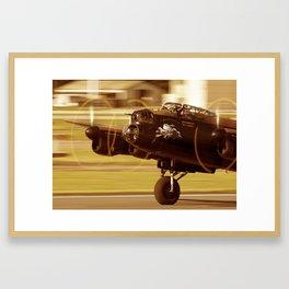 Lancaster Framed Art Print