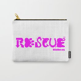 Rescue Hot Pink Carry-All Pouch