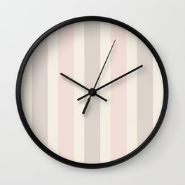 Minimal Abstract Cozy Cottage 12 Wall Clock
