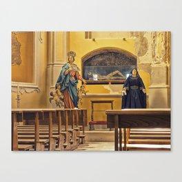Religion Canvas Print