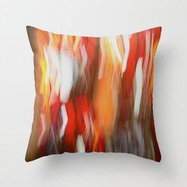 Scorch Throw Pillow