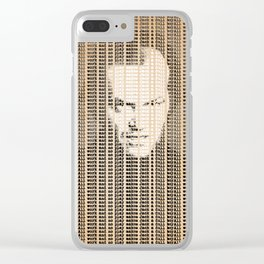 All work and no play makes Jack a dull boy Clear iPhone Case