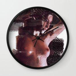 Natural Beauty Wall Clock