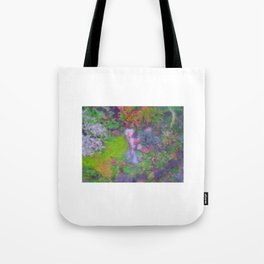 Peace and comfort Tote Bag