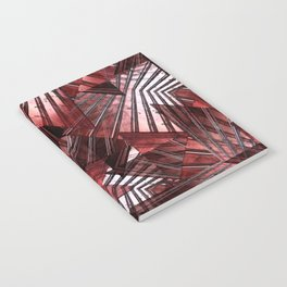 Red Wall (ID400) Notebook