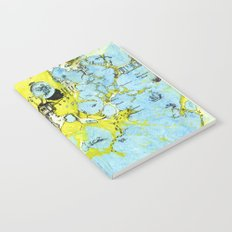 #100 The Map Room Notebook