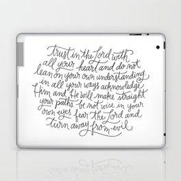 Straight Paths Laptop & iPad Skin