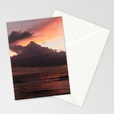 puerto vallarta sunset Stationery Cards