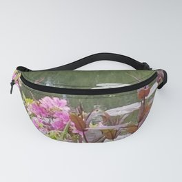 Monet's Garden Fanny Pack