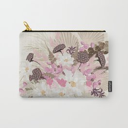 Keeley Blush Carry-All Pouch