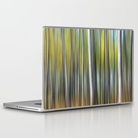 blur Laptop & iPad Skins featuring Blur by Angela King-Jones
