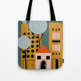 A Perfect Home Tote Bag