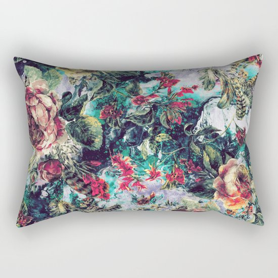 SECRET HEAVEN II Rectangular Pillow