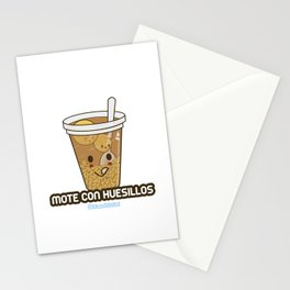 Mote con Huesillos Stationery Cards