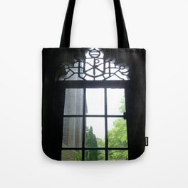 Founders Window (2) Tote Bag