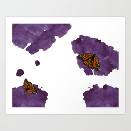 Endangered Species no.3 Art Print