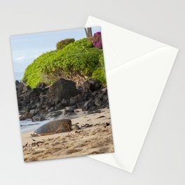 eye see you looking at me Stationery Cards