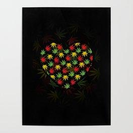 Rasta Love Poster