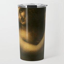 "Leonardo da Vinci ""St. John the Baptist"" Travel Mug"