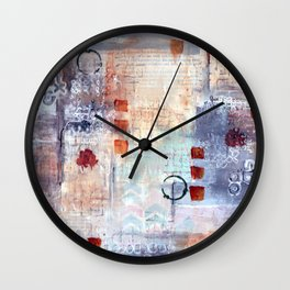 abstract collective: lazy dayz Wall Clock