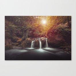 Schiessentümpel Canvas Print