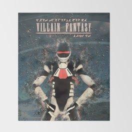Villain Fantasy_FORGE Throw Blanket