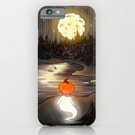 Pumky's Adventures start iPhone Case