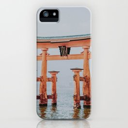 Itsukushima Shrine / Japan iPhone Case