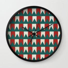 """""""Bandeirando"""" com Volpi Wall Clock"""