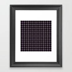 I_Like_Pattern n°5 Framed Art Print
