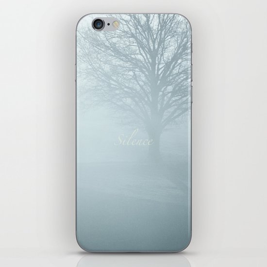Tree / Winter Silence iPhone Skin