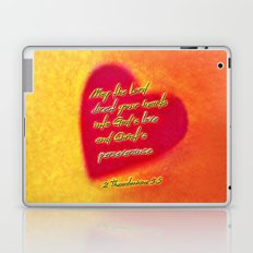 Direct Your Hearts Laptop & iPad Skin