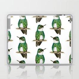 White-throated Hummingbird Laptop & iPad Skin