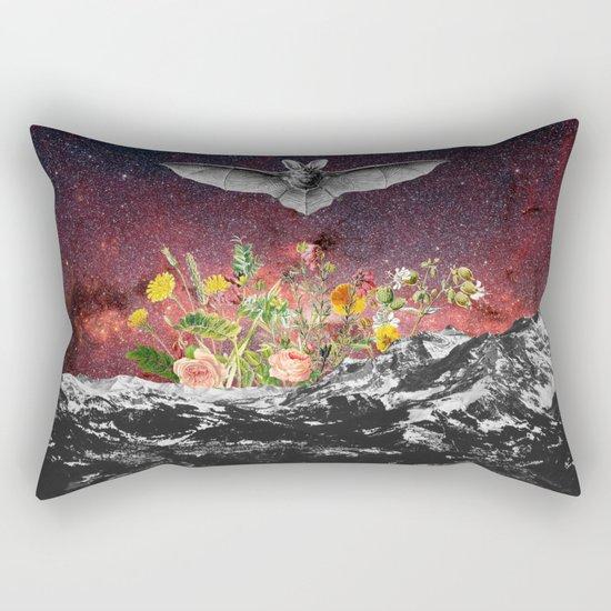 THE BAT Rectangular Pillow