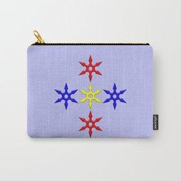 Shuriken Design version 2 Carry-All Pouch