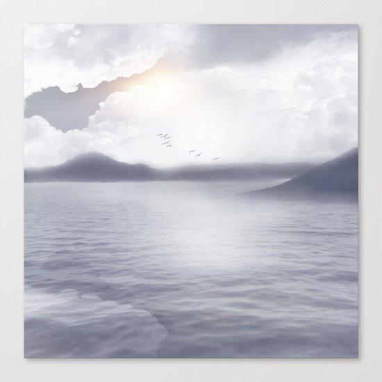 Magic in the Clouds III Canvas Print