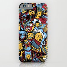 Doodle50 Slim Case iPhone 6s