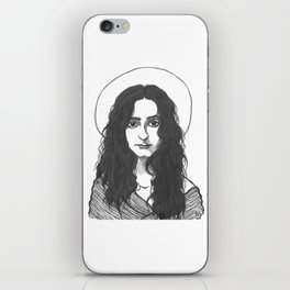 St. Mary of Egypt iPhone Skin