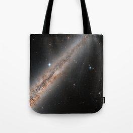 Spiral Galaxy NGC 891 Tote Bag