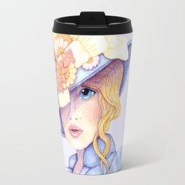 Ascot Girl Travel Mug