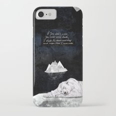 Polar Bear iPhone 7 Slim Case