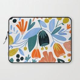 funny flower Laptop Sleeve