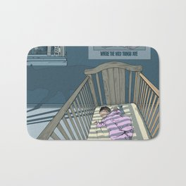 Print No. 4 from Natalie Unseen: The Mouse Queen's Bargain Bath Mat