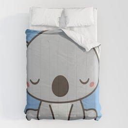 Kawaii Cute Koala Comforters